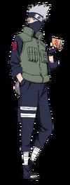 Kakashi hatake base