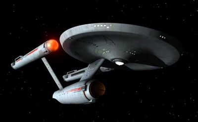 USS Enterprise NCC-1701 (Original Series)
