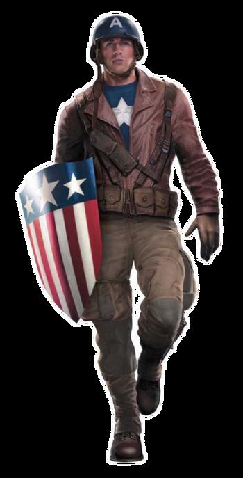 First avenger captain america 1 by sidewinder16 dcukjcd