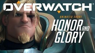 "Overwatch Animated Short ""Honor and Glory""-0"