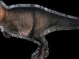 Tyrannosaurus rex (Real World)