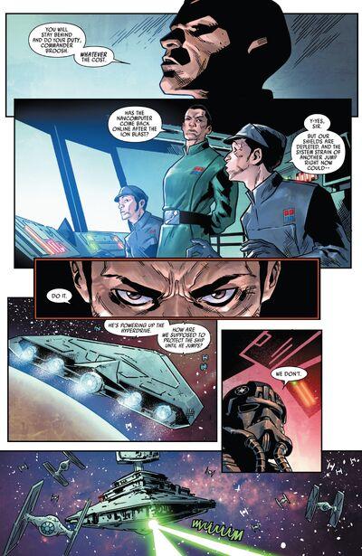 Star Wars - TIE Fighter - Issue 02 Page 06