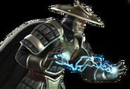 Dark Raiden versus