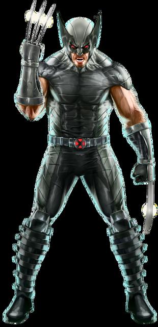 X Force Wolverine MC TR