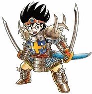 DQIII Spiked Armour