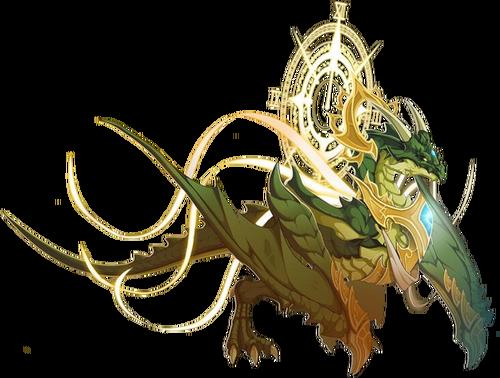 Dragon of Time
