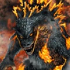 Godzilla (Godzilla: Training Battle)
