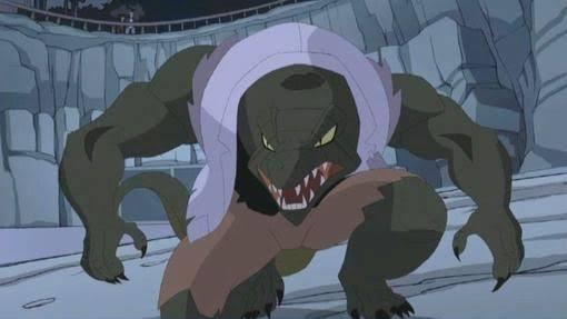 The Lizard (Spectacular Spider-Man)