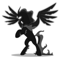 The Pony of Shadows