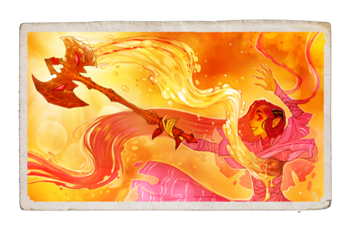 Ava and wrathia