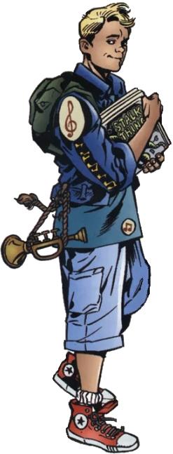 Boy Blue Render