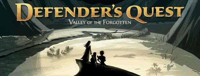 Defender's Quest banner