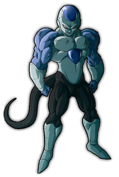 Frost full power dragon ball super by azer0xhd-dbb7bvw
