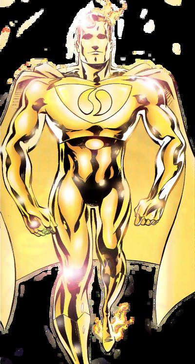 Superman Prime render by HIT IT
