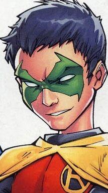 Damian Wayne (DC Comics)