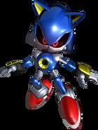 Heroes Metal Sonic