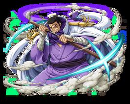 Issho (Admiral Fujitora)