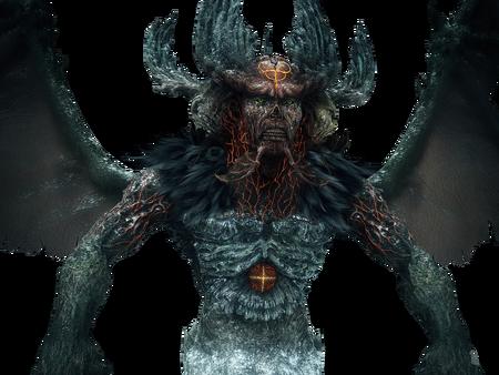 Lucifer Dante's Inferno