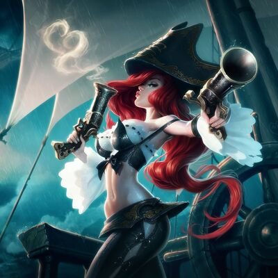 Miss Fortune OriginalSkin old2 2