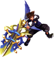 Sora Element Form KHIII