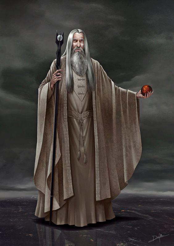 Saruman Vs Battles Wiki Fandom Powered By Wikia