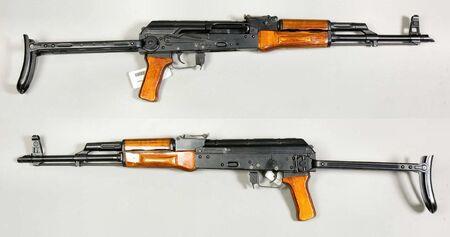 AKMS - 7,62x39mm - Armémuseum