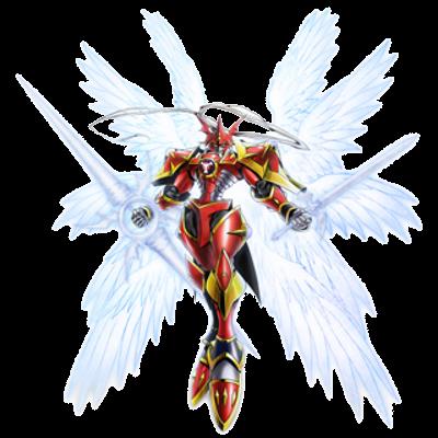 Dukemon crimson crusader