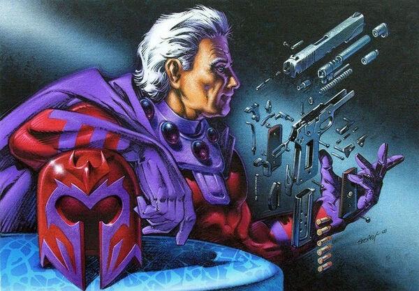 MagnetoThingy