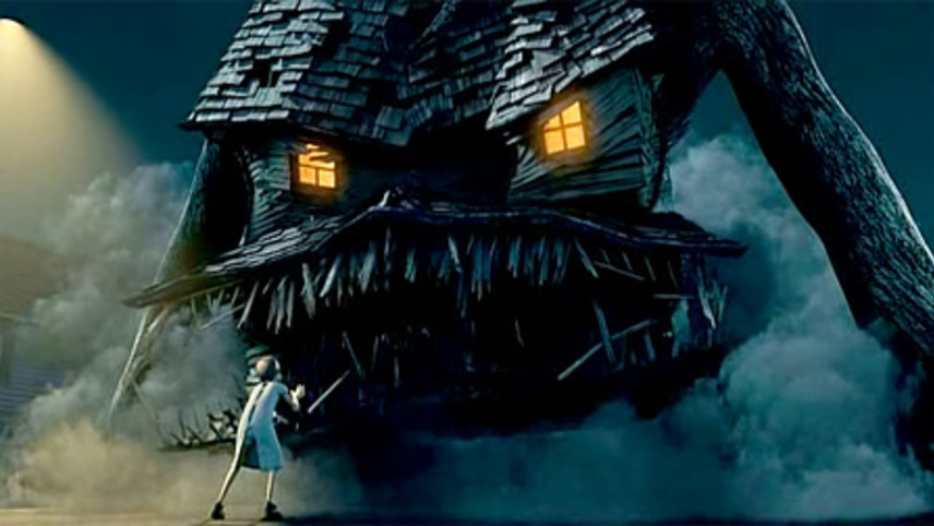 Monster House Character Vs Battles Wiki Fandom Powered By Wikia