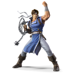 Ultimate Richter Belmont