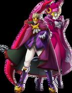 BlazBlue Chrono Phantasma Relius Clover Main