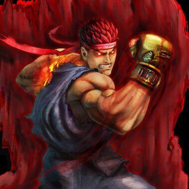Evil Ryu-0