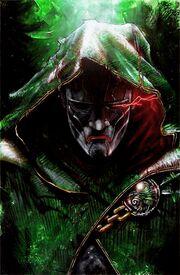 Doctor Doom Fan art