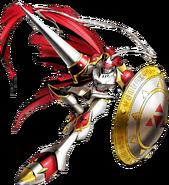 Dukemon Crusader Render