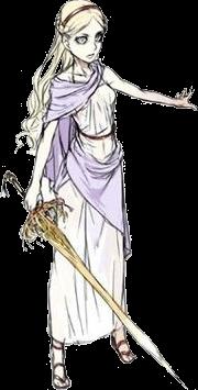 Maiden of VersaillesRender