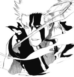 Melded Hollow Form Ichigo