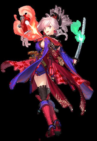 Musashi FGO 2