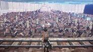 Shingeki no kyojin - Eren vs Colossal Titan HD