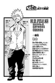 Bakugo File