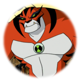 Rath (Ben 10)-Original Sticker