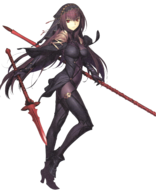 Scathach 3rd Ascension