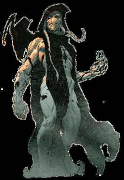 Gorr the God Butcher render