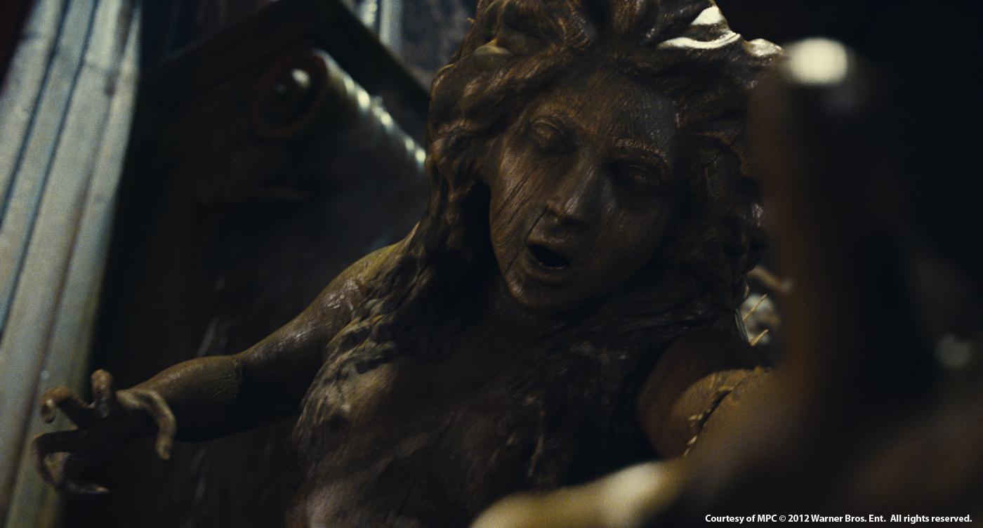 Alex Stevens   Headhunter's Horror House Wiki   FANDOM ...  Dark Shadows Movie Werewolf