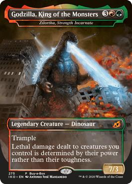 Godzilla-king-of-the-monsters-mtg-card-1-