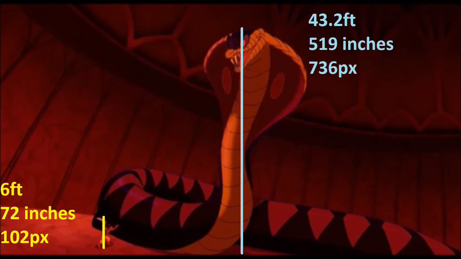 User blog leopoldthebrave small jafar speed calc vs - Serpent aladin ...