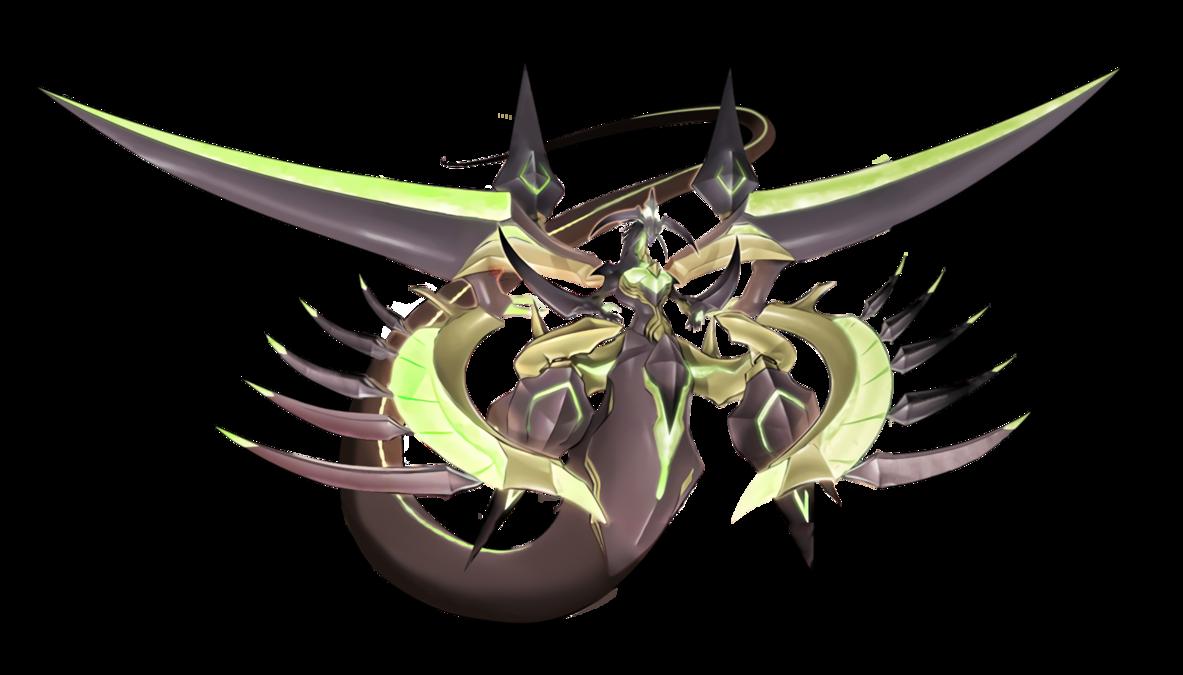 Supreme king z arc full render by kogadiamond1080-dbh3lgc