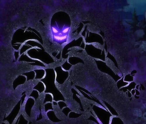 Third Seal Bloodman Anime