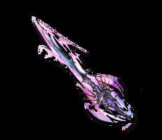 True Phantom Demon Blade