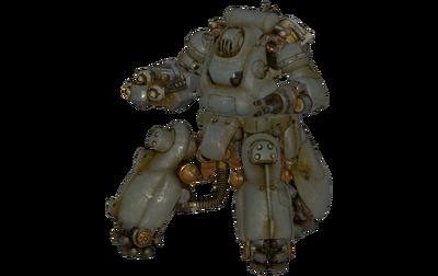 Fo4 CreatureSentryBot LS