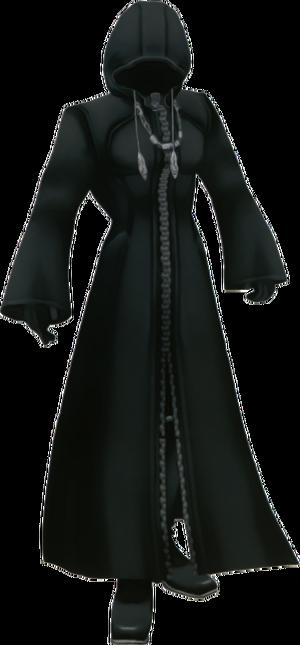 Mysterious Figure KHFM